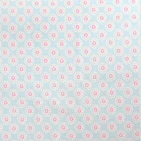Remnant 1075: Daisy - Duck Egg [1.50 metre] - £ 11.00 ITEM PRICE