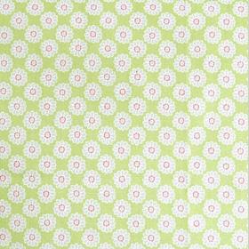 Daisy - Lime - £ 11.50 per metre