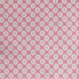 Daisy - Pink - £ 11.50 per metre
