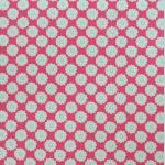Daisy - Raspberry - £ 11.50 per metre