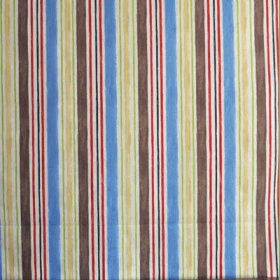 Remnant 1236: Dash - Linen Stripe [1.70 metre] - £ 12.80 Item price