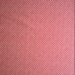 Dinky Dot - Pomegranate - £ 9.75 per metre