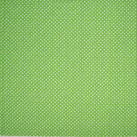 Remnant 1142: Dinky Dot - Green [1.00 metre] - £ 7.90 Item Price