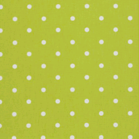 Dotty - Lime - £ 11.50 per metre