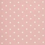Dotty - Rose - £ 10.50 per metre
