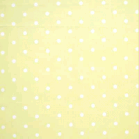 Remnant 991: Dotty - Lemon [0.70 metre - £ 5.90 Item price