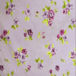 Ella Flower - Lavender - £ 9.50 per metre
