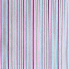 Ella [Stripe] - Heather - £ 12.95 per metre