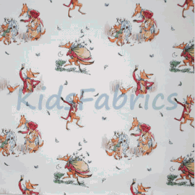 Fantastic Mr Fox - £ 13.50 per metre