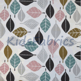 Fall - Marshmallow - £ 11.95 per metre