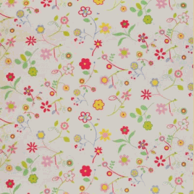 Remnant 1287: Florie - Chintz [1.30 Metre] - £ 8.50 ITEM PRICE