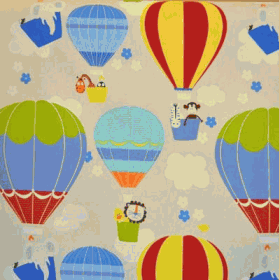 Flying High - Primary - £ 9.75 per metre