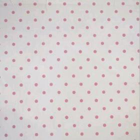 Full Stop - Pink - £ 11.95 per metre