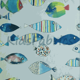 Gone Fishing - Ocean - £ 11.95 per metre