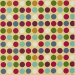 Great Spot - Jewel - £ 8.95 per metre