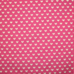 Heart - Fuchsia - £ 11.50 per metre