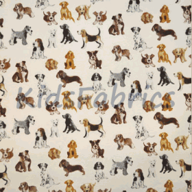 Remnant 1268: Hot Dog - Natural [1.10 metre] - £ 9.90 Item price