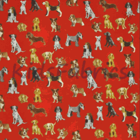 Remnant 1270: Hot Dog - Red [1.20 metre] - £ 10.50 Item price