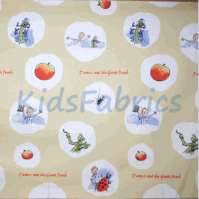 James and friends - £ 13.50 per metre
