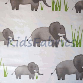 Jumbo - Elephant White - £ 12.50 Per Metre