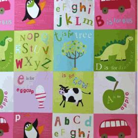 Letterbox - Pink - £ 11.50 per metre