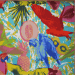 Martinique - Tropical - £ 12.95 per metre