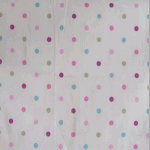 Multi spot - Heather - £ 12.50 per metre