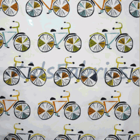 On Your Bike - Marmalade - £ 11.95 per metre