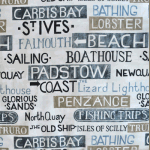 Padstow - Driftwood - £ 11.50 per metre