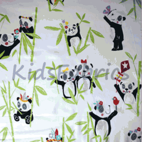 Panda - Bamboo - £ 11.50 Per Metre
