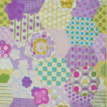 Remnant 1283: Patchwork - Candy [1.5 metre] - £ 11.50 Item price