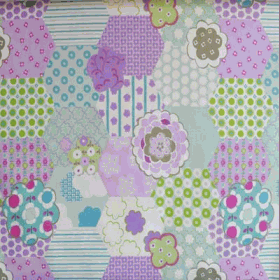 Remnant 868: Patch Lilac [0.60 metre] - £ 3.40 Item Price