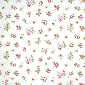Rosebud - Chintz - £ 10.50 per metre