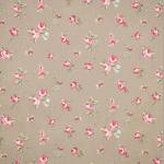 Rosebud - Taupe - £ 10.50 per metre