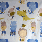Safari - Denim - £ 9.75 per metre