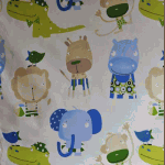 Safari - Green - £ 9.75 per metre