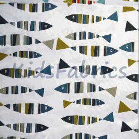 Sardines - Colonial - £ 11.95 per metre