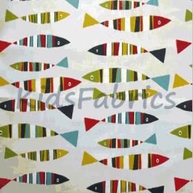 Sardines - Tutti Frutti - £ 11.95 per metre