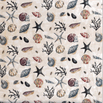 Shells - Seaspray - £ 11.95 per metre
