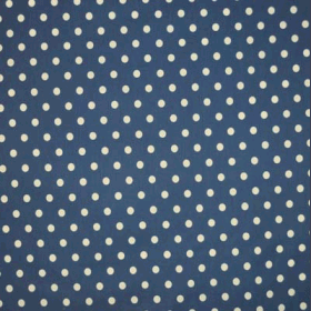 Remnant 1254: Sixpence - Navy [0.40 metre] - £ 3.00 Item price