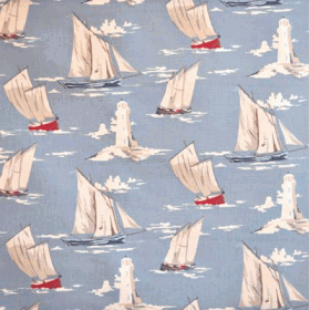 Remnant 1005: Skipper Ships - Blue [0.80 metre] - £ 6.90 ITEM PRICE