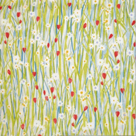 Remnant 1212: Spring Daisy - Summer [0.55 metre] - £ 4.20 Item price