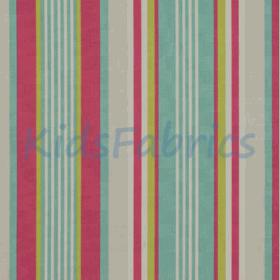Stellar Stripe - Pink - £ 14.95 per metre