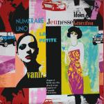 St Tropez - Jazz - £ 12.95 Per Metre