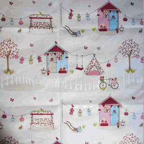 Summer holiday - Candy - £ 11.50 per metre