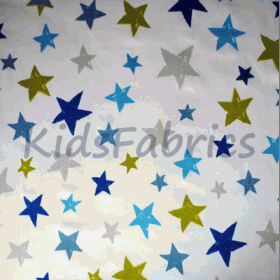 Superstar - Denim - £ 11.95 Per Metre