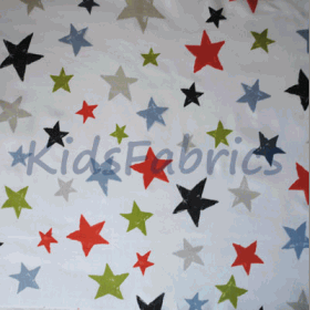 Superstar - Orange - £ 11.95 Per Metre