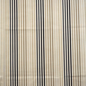 Remnant 1096: Natural Stripe [1.00 metre] - £ 7.90 Item price