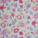 Remnant 1165: Wildflower - chintz [1.70 metre] - £ 11.00 ITEM PRICE
