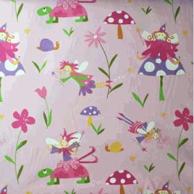 Wonderland - Pink - £ 10.50 per metre
